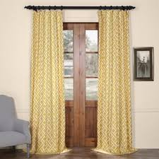 Open Those Curtains Wide 108 Inch 119 Inch Curtains U0026 Drapes You U0027ll Love Wayfair
