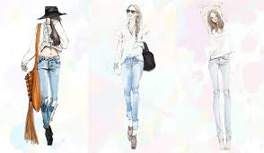 5 stylish celebs add a twist to the white shirt blue jeans combo