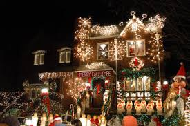 brooklyn christmas lights tour of dyker heights holiday