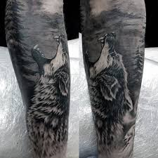 69 best wolf tattoos images on pinterest animal tattoos brother