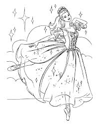 angelina ballerina coloring pages princess adults angelina