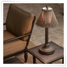 Patio Table Lights Light Up Your With An Stunning Patio Table Ls Home
