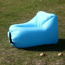 outdoor mini square headed inflatable couch sofa fast air