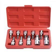 alum key set 1 2 drive hex socket ebay