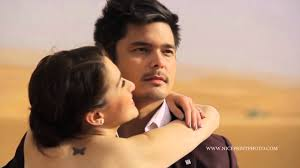 dingdong dantes marian rivera prenuptial shoot in dubai highlights