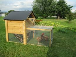 Backyard Chicken Coup by The Ultimate Backyard Chicken Coop With Run By Infinite Cedar