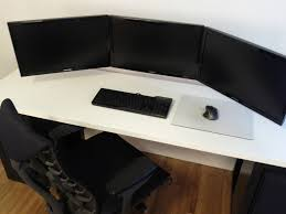 Gaming Pc Desk by Info At Http Bit Ly Battlestation Gaming Setup Pc Setup And