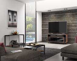 Dark Wooden Tv Stands Tv Stands Interesting Tv Stand With Soundbar 2017 Design Tv
