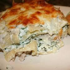 cuisine lasagne facile lasagne au poulet facile recettes allrecipes québec
