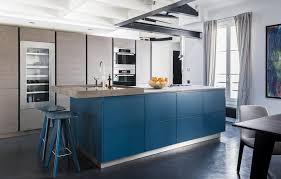 matte navy blue kitchen cabinets 20 trendy blue kitchen sets in interior design home