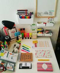 Things To Put On A Desk Best 25 Study Desk Organization Ideas On Pinterest Study Desk