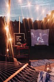 Backyard Movie Night Backyard Movie Night In Honor Of Design