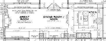 kitchen dining room floor plans great room kitchen floor plans small open kitchen and living room
