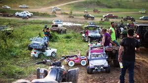 jeep barbie downhill power wheels barbie jeep racing photos jk forum