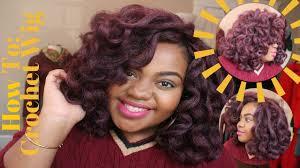 how do you curl cuban twist hair how to make a crochet wig marley cuban twist hair 99j youtube