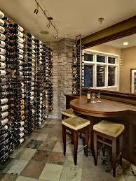 Wine Cellar Chandelier Wine Room Design Wine Cellar Traditional With Barrel Ceiling