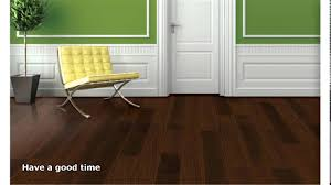 Brazilian Laminate Flooring Brazilian Walnut Hardwood Flooring Youtube