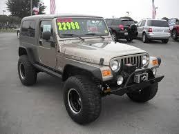 2005 jeep wrangler unlimited rubicon for sale in marina california