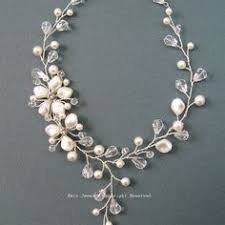 wedding necklace pearls images Ivory pearl necklacewhite pearl necklace glass pearl necklace jpg
