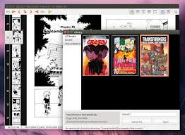 mcomix is a great linux comic book reader latest version