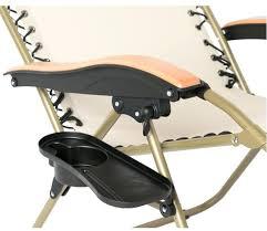 Zero Gravity Lounge Chair With Sunshade Zero Gravity Lounge Chair With Cup Holder Portal Zero Gravity