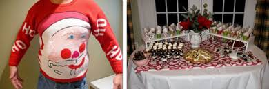 Christmas Sweater Party Ideas - 34 christmas games u0026 party themes best parties ever tip junkie