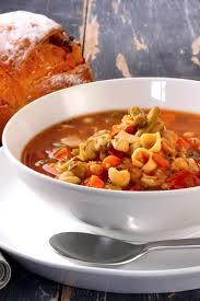 tomato vegetable soup with pesto u2013 recipesbnb