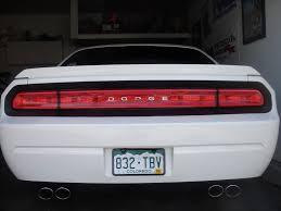 Dodge Challenger Lights - all red tail lights dodge challenger forum challenger u0026 srt8 forums