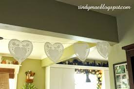 Valentine S Day Store Decoration by Rindy Mae Dollar Store Valentine U0027s Day Decorations
