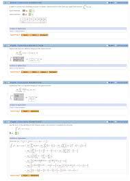 webassign help math