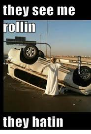 They See Me Rollin Meme - they see me rollin they hatin meme on esmemes com