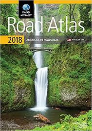 2018 rand mcnally road atlas rand mcnally 9780528017315 amazon
