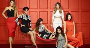 this is the kardashians we re just following it