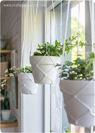 How To Decorate A Pot At Home The 25 Best Hanging Plants Ideas On Pinterest Diy Hanging