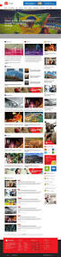 72 best website magazine news design images on pinterest website