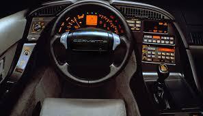 1992 corvette interior chevrolet corvette c4 post facelift corvette c4