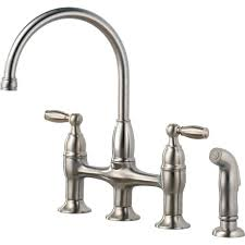 Brass Kitchen Faucet Home Depot by Fancy Polished Nickel Kitchen Faucet Kitchen Home Depot Faucets