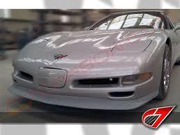 c5 corvette front spoiler c5 zr1 style front splitter non vented fiberglass c7 ccc5 fs2