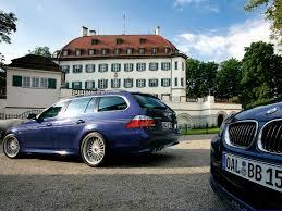 bmw 5 series e60 61 alpina automobiles