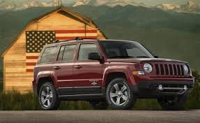jeep patriots 2014 2014 jeep patriot freedom edition revived autoguide com