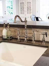 bathroom nickel handle efaucets with sink and black granite