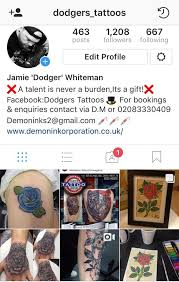 dodgers tattoos home facebook