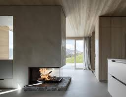 minimalist fireplace the greatest selection of concrete fireplace ideas for the living