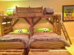 3 Bed Bunk Bed Bunk Beds For Foter