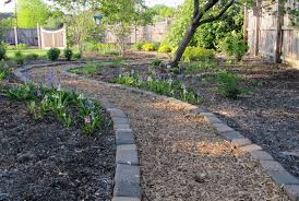 triyae com u003d mulch path backyard various design inspiration for