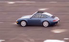 targa porsche 1996 porsche 911 carrera targa archived road test review car