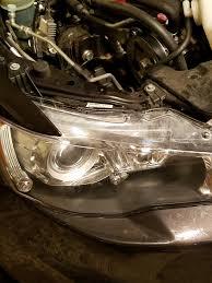 Stuck Light Bulb Dead Light Bulb Stuck Inside Of Headlight Evolutionm
