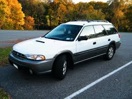 subaru minivan 1999 subaru legacy overview cargurus