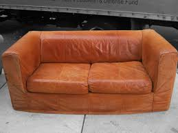 Colored Leather Sofas 15 Best Collection Of Camel Color Leather Sofas