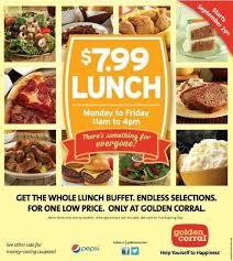 golden corral lunch menumenu world menu world